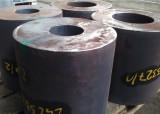 Volně kované výkovky z nerezové oceli, austenitické a martenzitické oceli